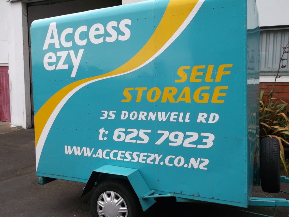 Access Ezy Self Storage - Trailer For Hire