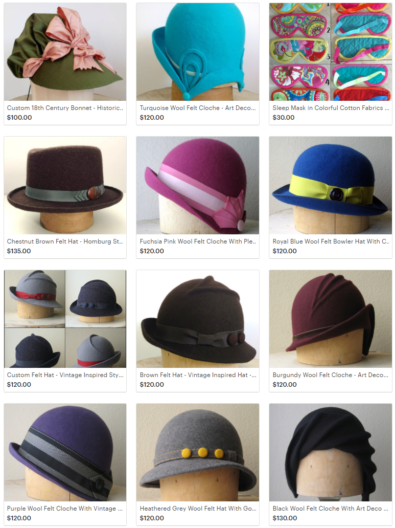 Visit Our Etsy ShopFor More Hats! -