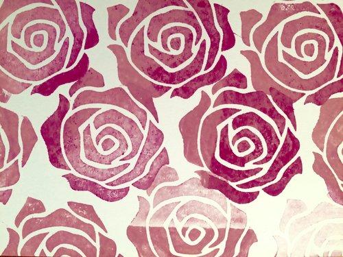 pink linoleum sarah winters