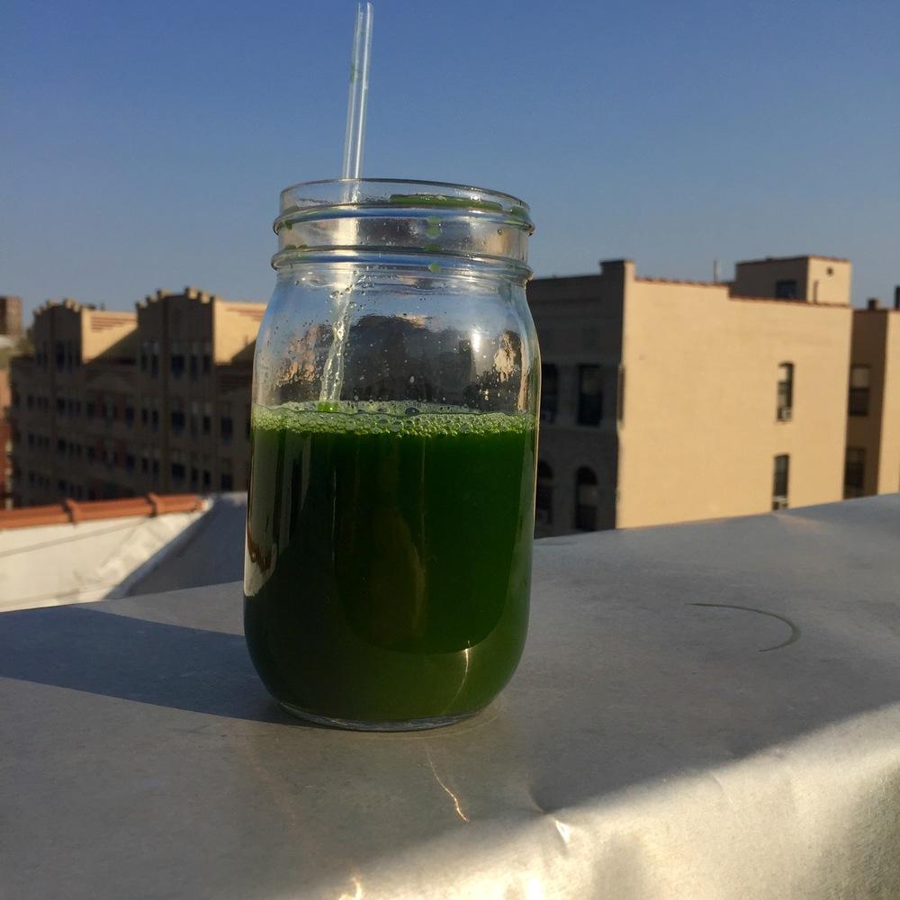 Quintessence Green Juice