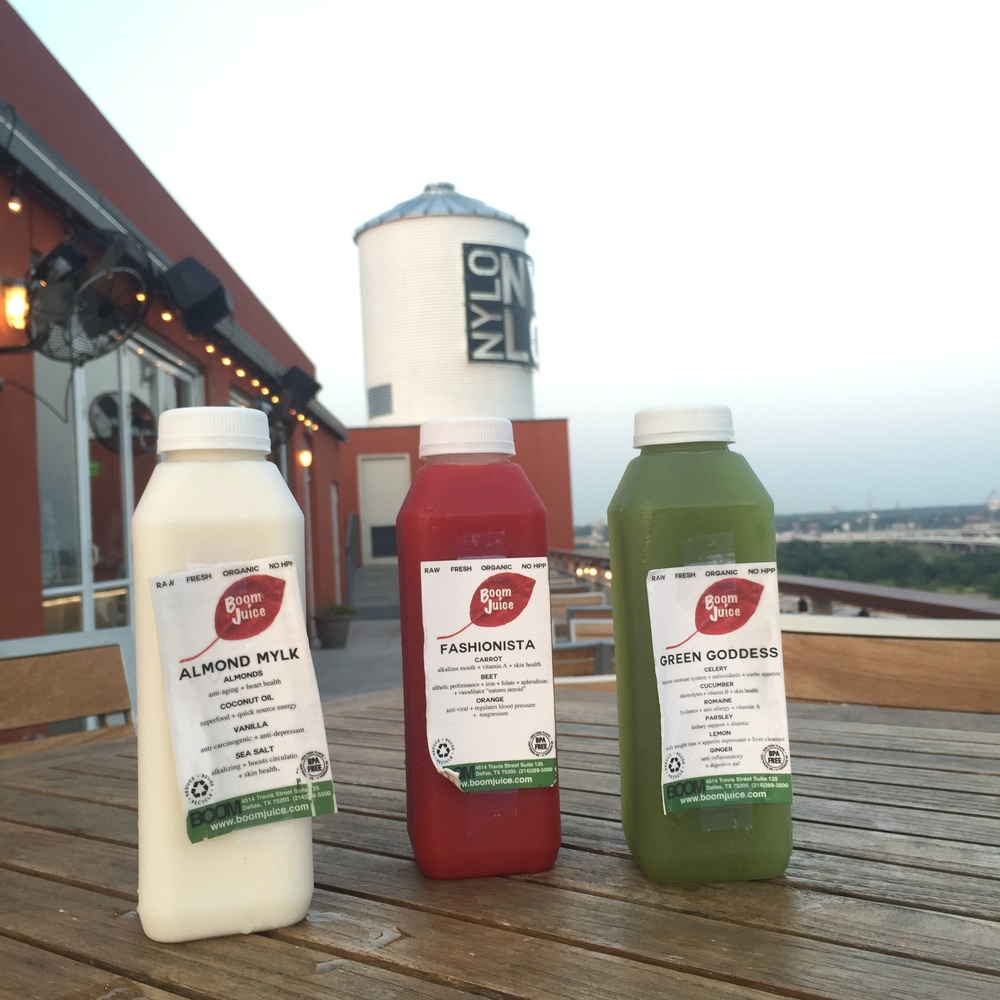 NYLO Dallas South Side & Boom Juice