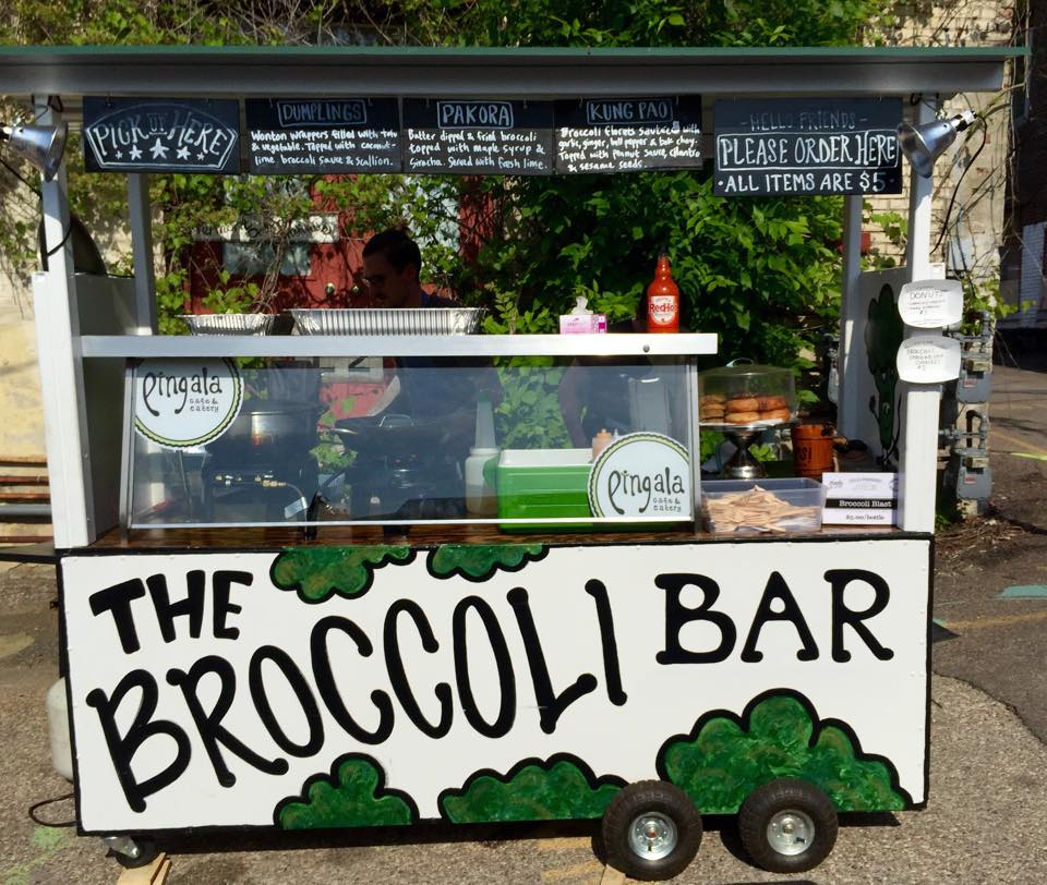 Broccoli Bar