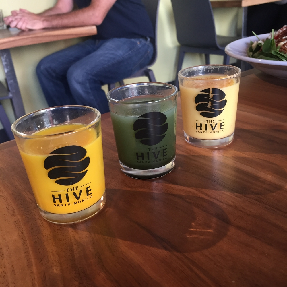 Juice Shots - The Hive