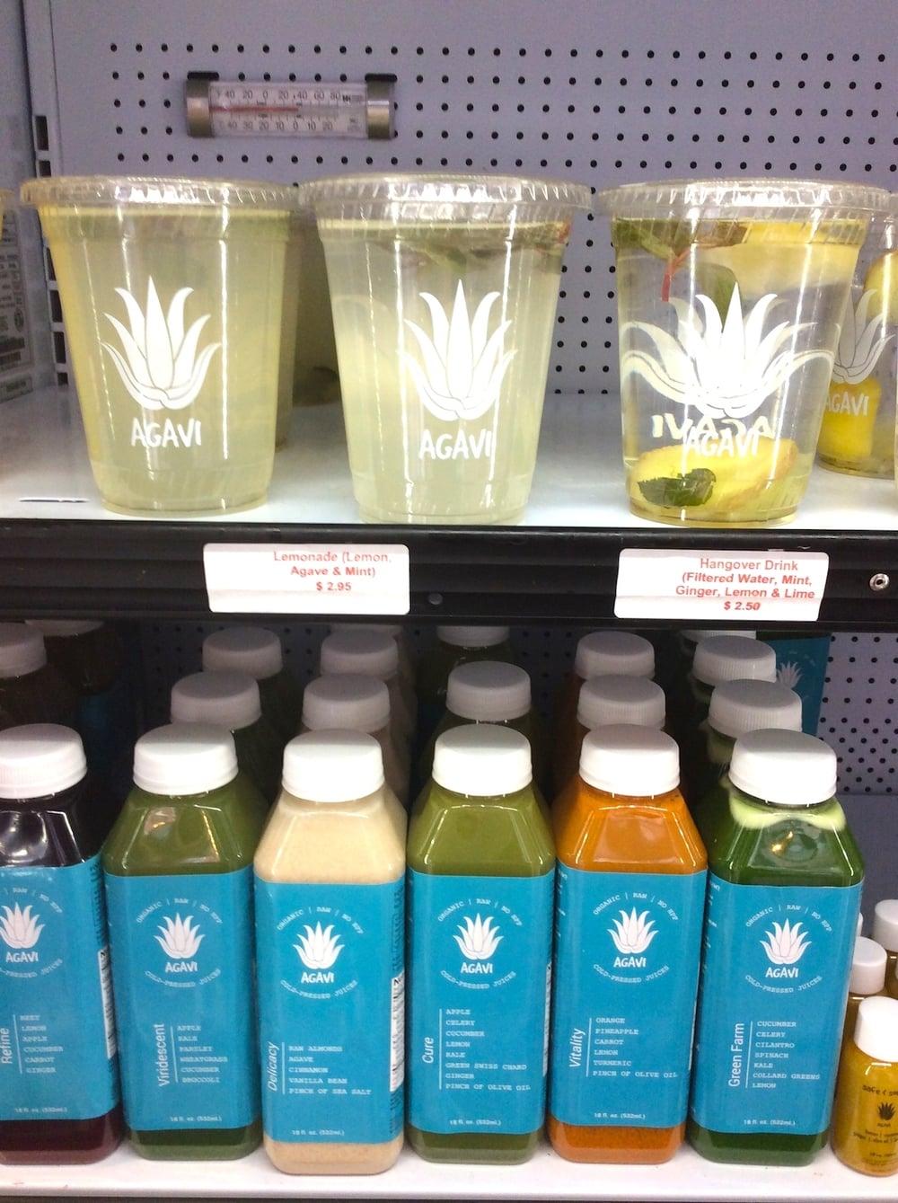 Agavi Organic Juicebar
