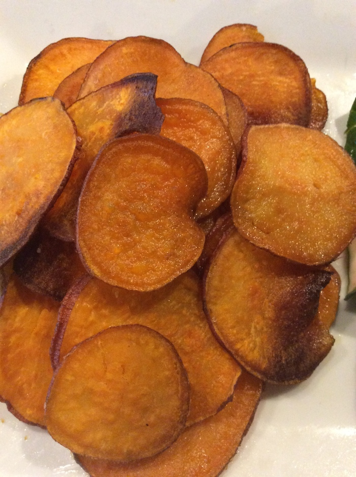 House of Juice 'Chips' - baked, not fried