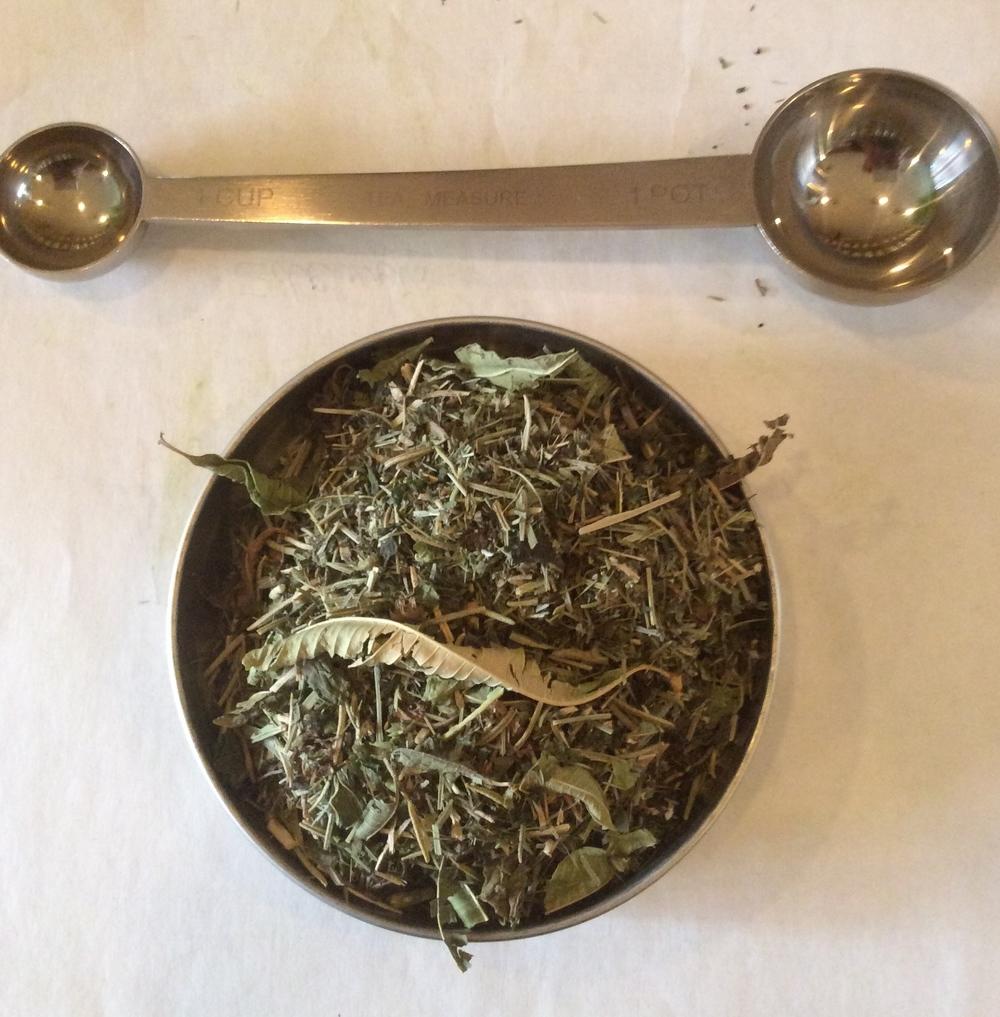 Physical GraffiTea Green Herb