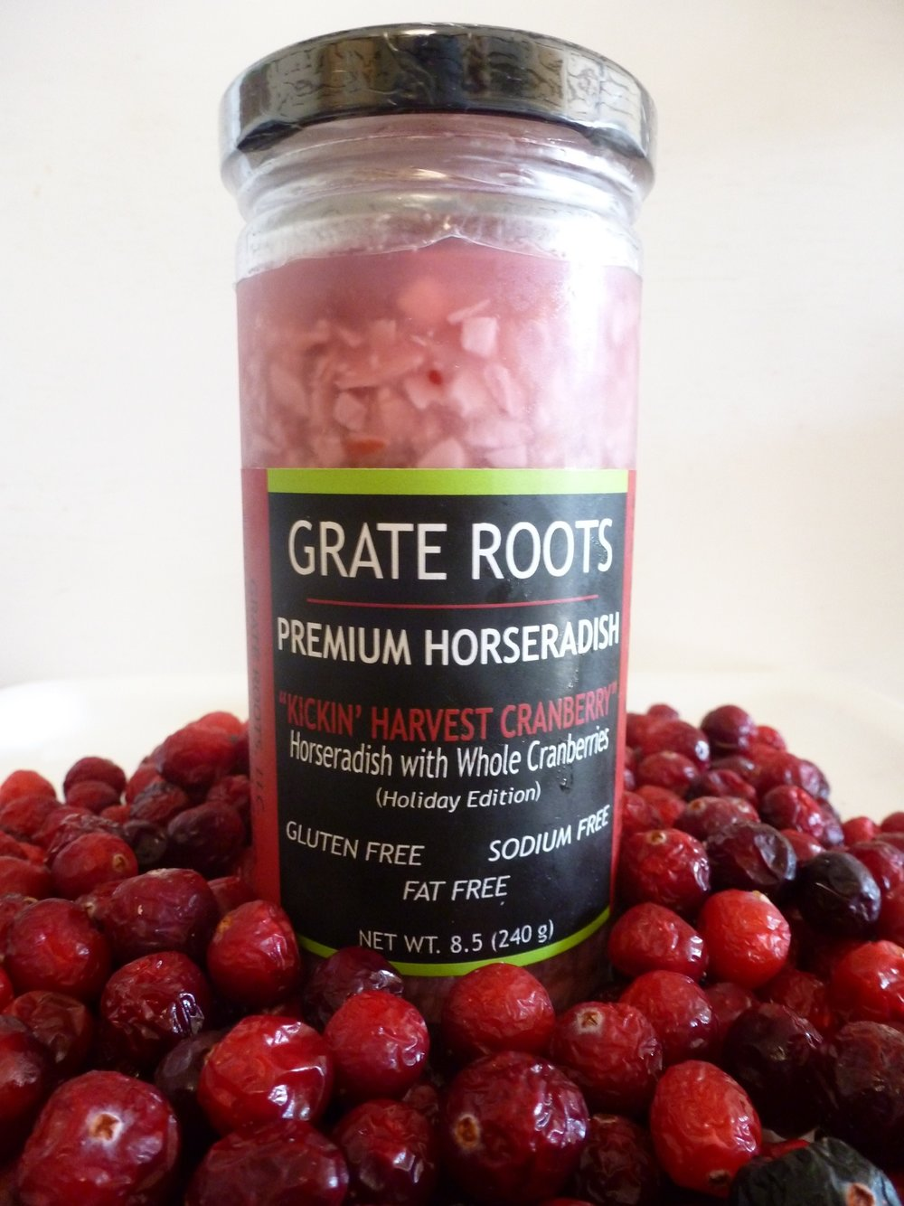 Grate Roots Cranberry Horseradish