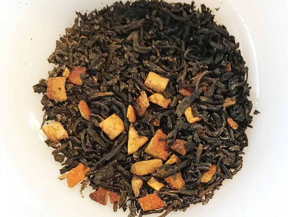 Physical GraffiTea Hot Cinnamon Spice Tea
