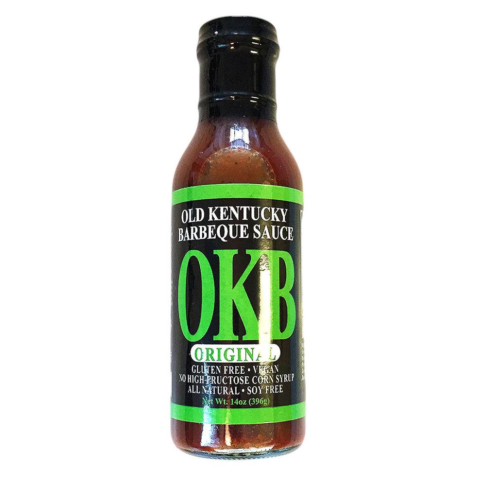 The OKB Sauce
