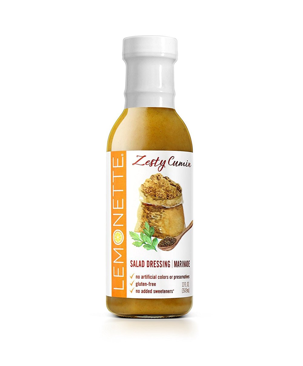 Lemonette Zesty Cumin Dressing on  Treatmo