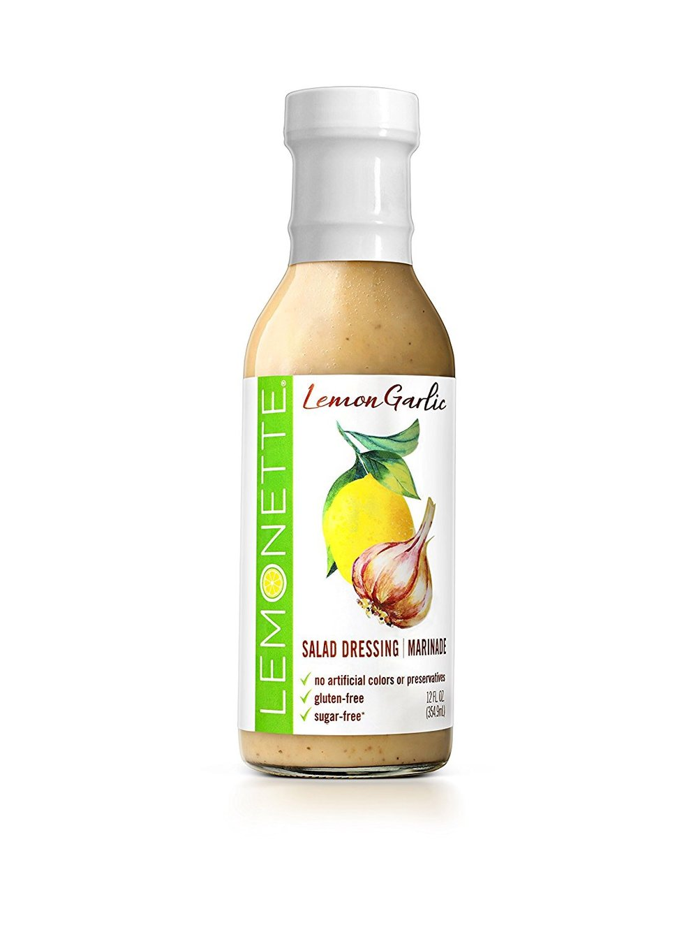 Lemonette Lemon Garlic Dressing on  Treatmo