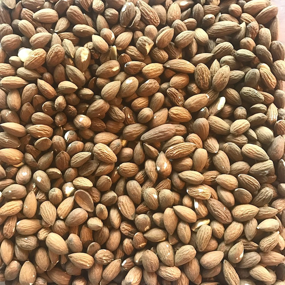 Fat Uncle Farms raw almonds