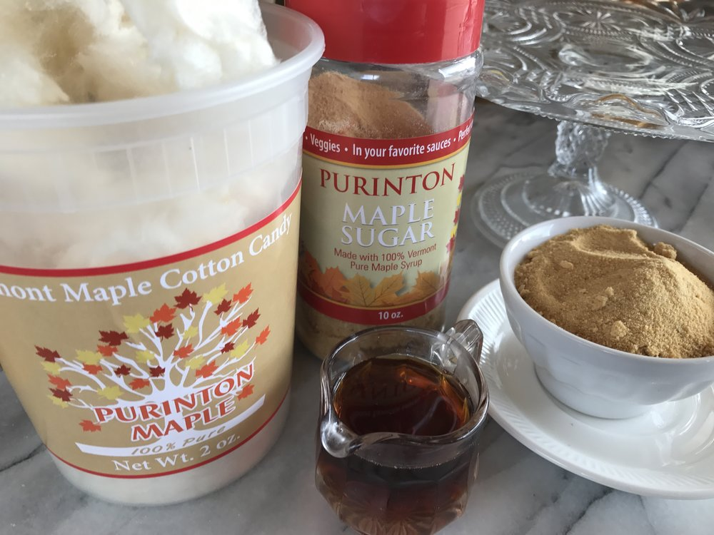 Purinton Maple - Shop Purinton Maple syrup, maple sugar and maple products from their Treatmo iOS store.