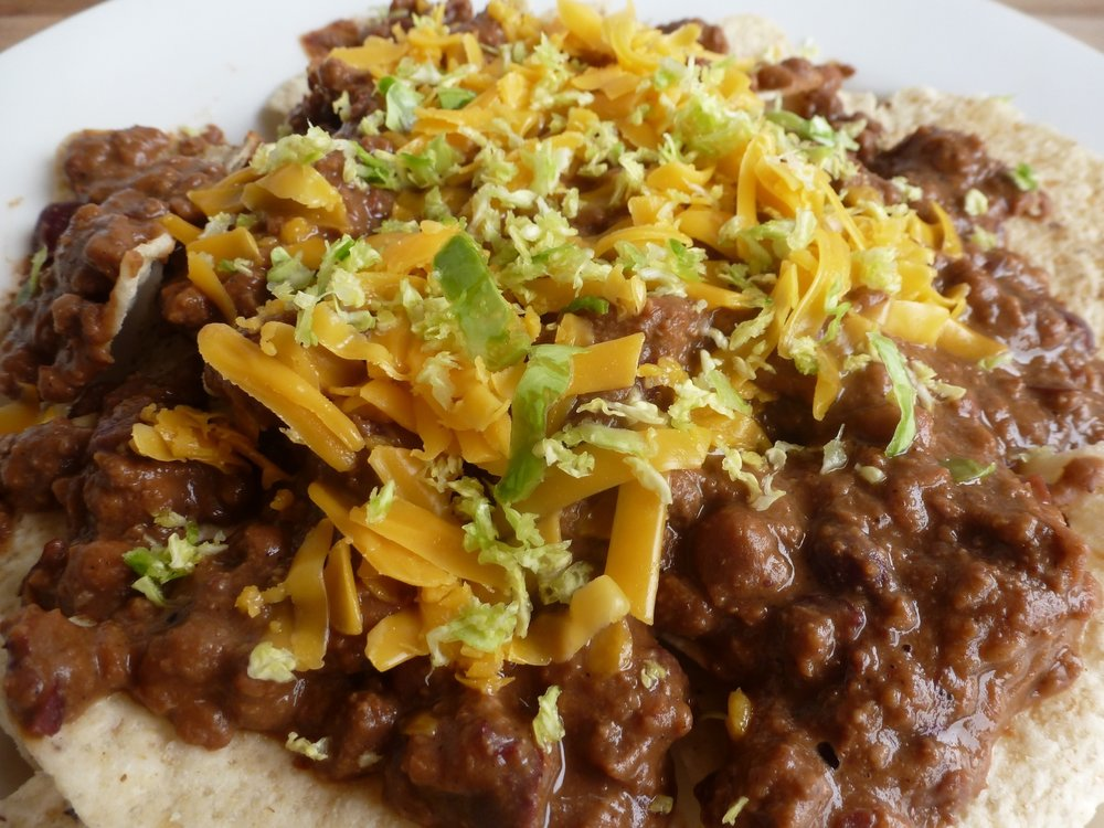 Chili - You ship it, I'll cook it. Food4U® grass fed beef chili would be a dream.