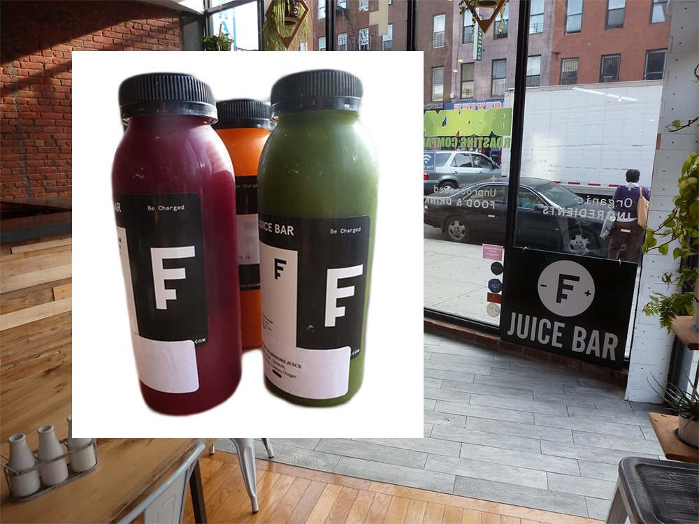 Fuel Juice Bar in Brooklyn, NY, ships juice cleanses nationally via Treatmo iOS app.