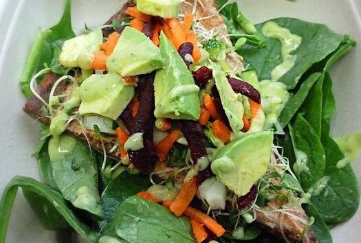 Vegan Comfort Food At Fuel Juice Bar in Bedford-Stuyvesant — Treatmo
