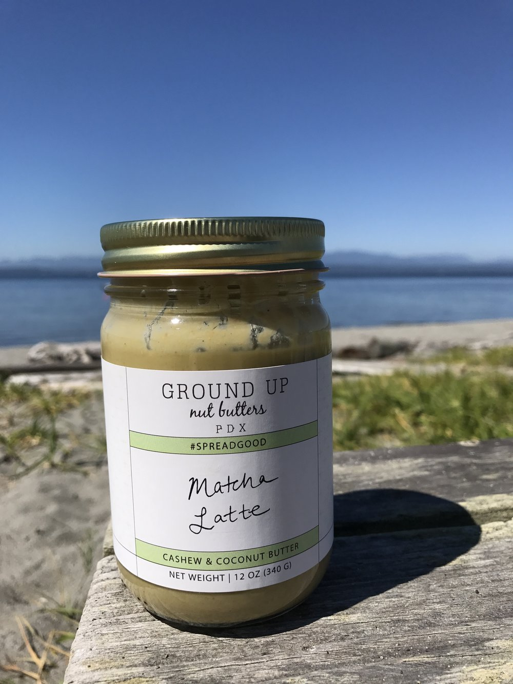 shop ground up nut butters