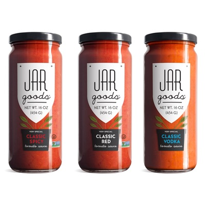 Goes Well with Jar Goods Tomato Sauce - Shop in a tap on Treatmo iOS App