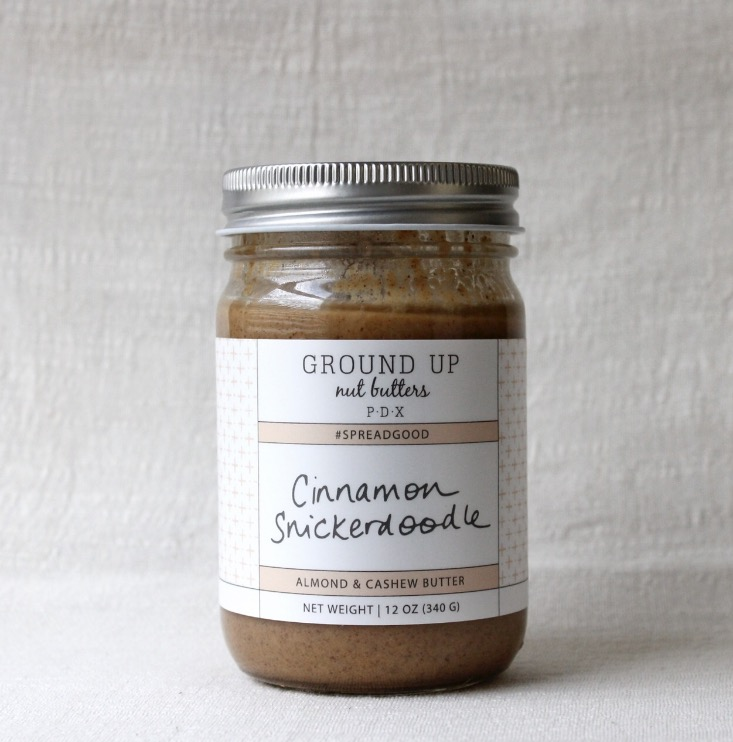 Shop Ground Up PDX cashew nut butters on Treatmo