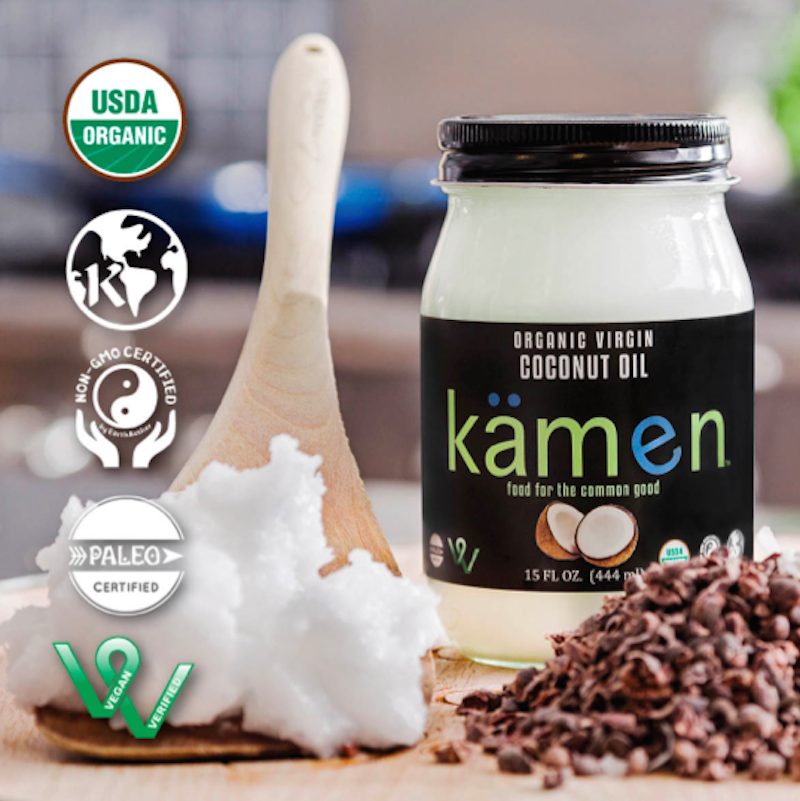 kämen foods Organic Virigin Coconut Oil