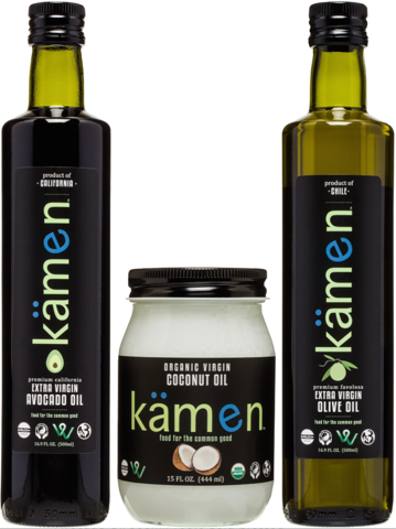 kämen foods Signature Oils Combo Pack