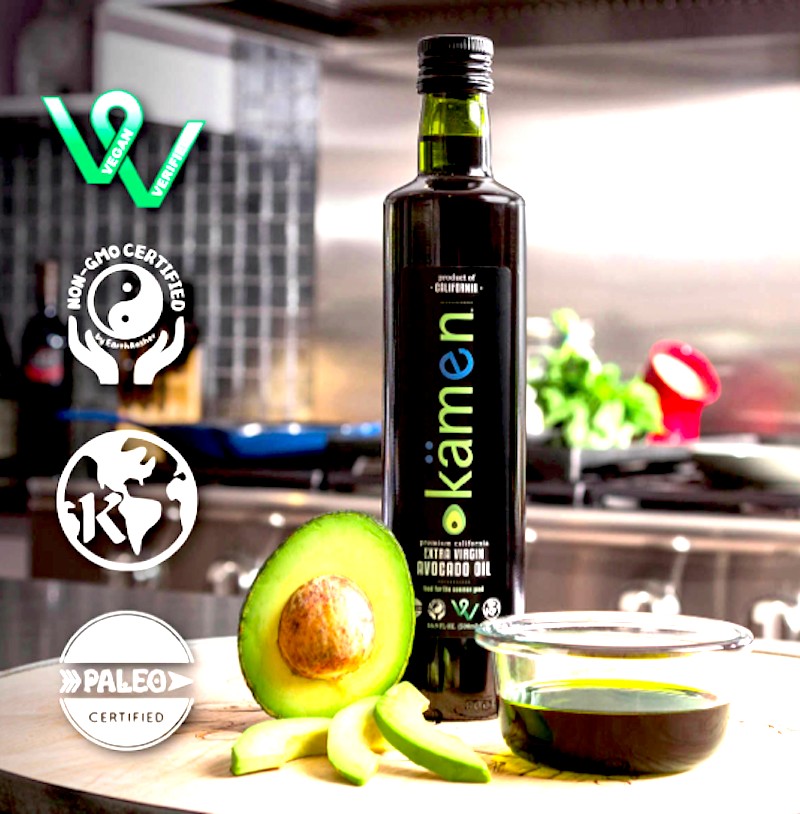 kämen foods Extra Virgin Avocado Oil