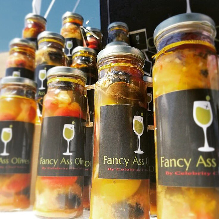 Fancy Ass Olives