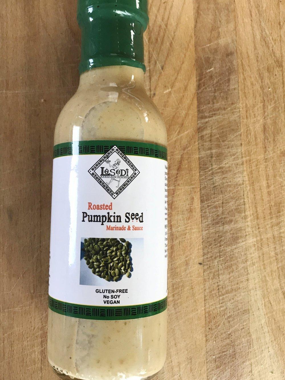 Pumpkin Seed Dressing