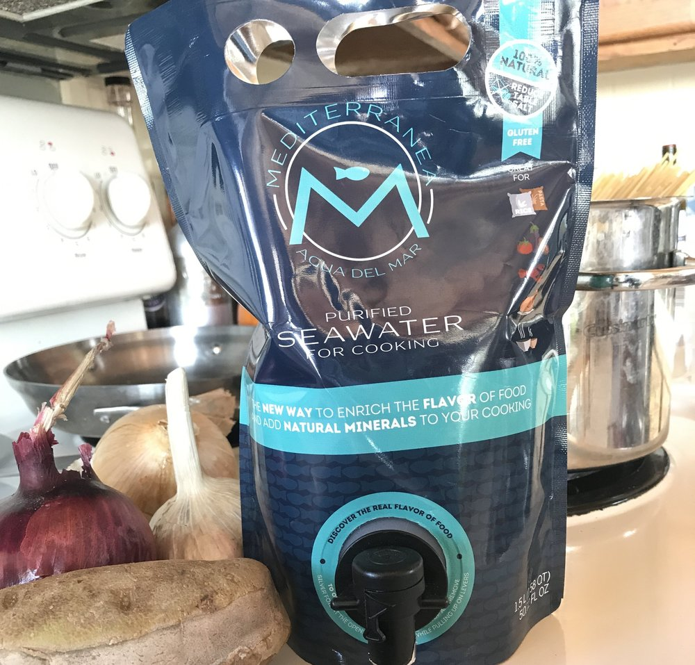 Mineral Rich Water For Cooking