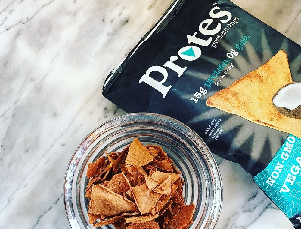 Clean Protein Chips