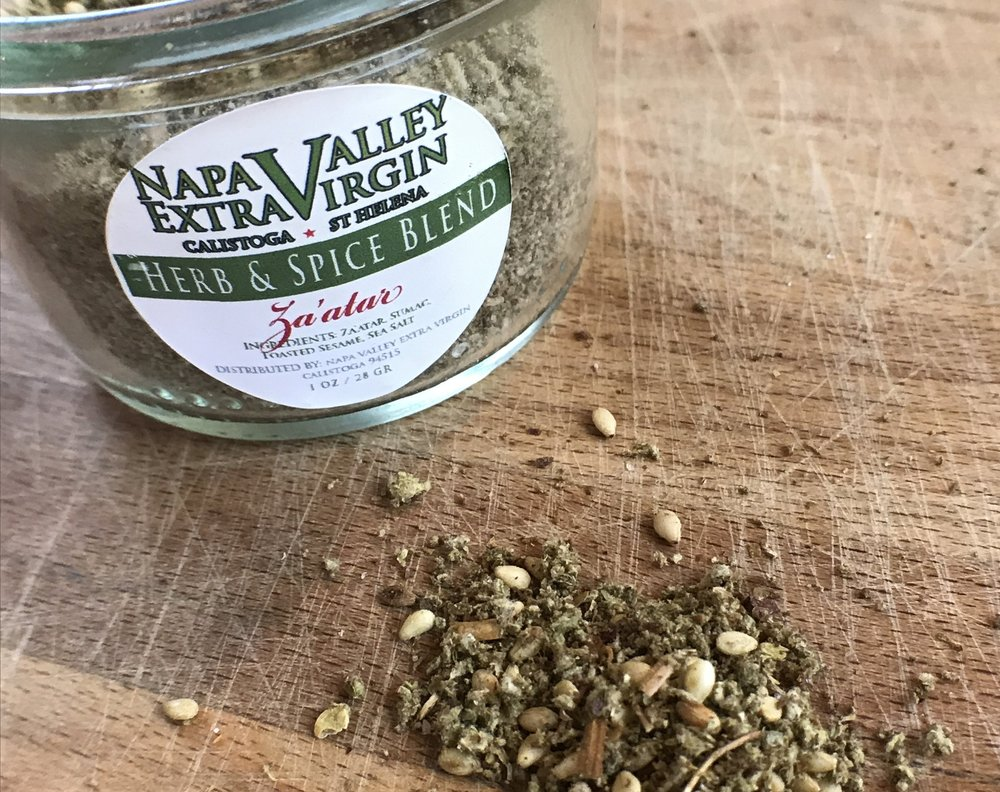 Middle Eastern Spices - Za'atar