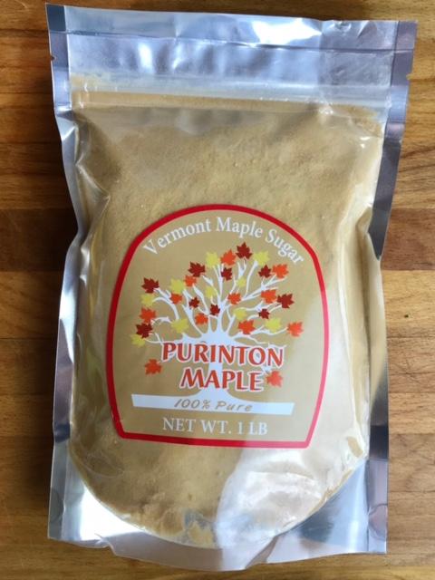 Maple Sugar by Purinton Maple (1 LB)