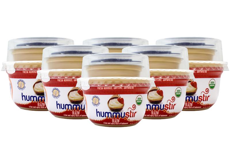 Hummus 6 Pack by Hummustir