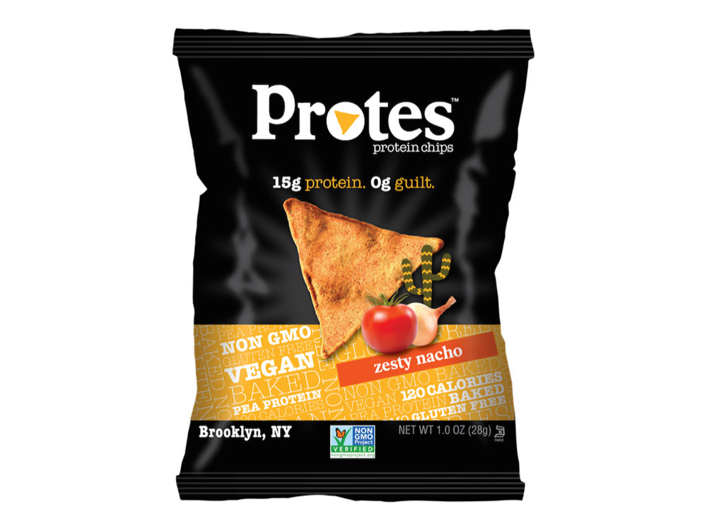 Protes Protein Chips - Zesty Nacho