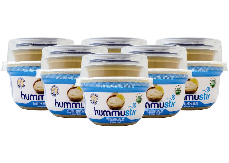 Mediterranean Flavor Hummus by Hummister