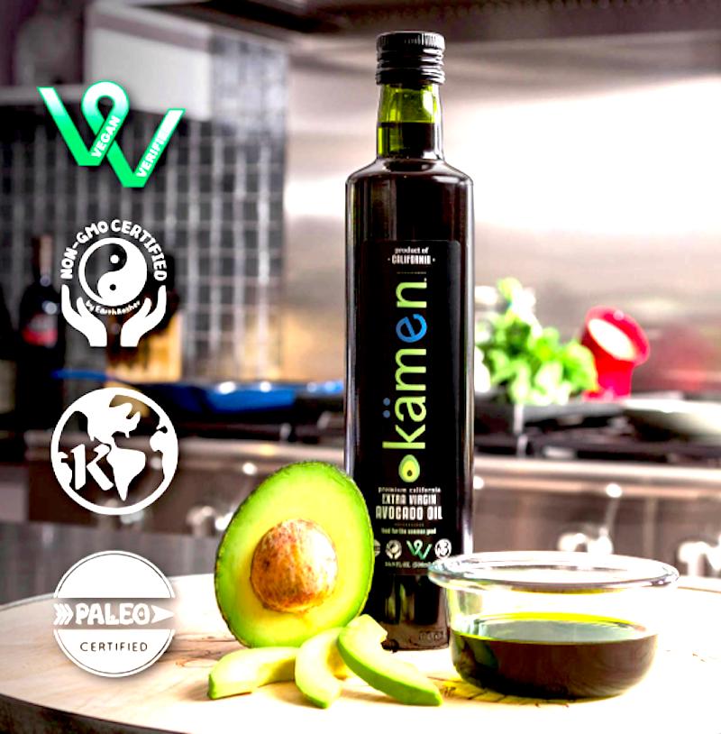 Extra Virgin Avocado Oil by Kamen