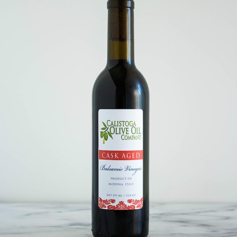 Cask Aged Balsamic Vinegar by Napa Valley Extra Virgin