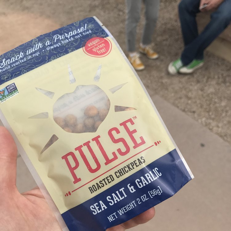 Pulse Roasted Chickpeas