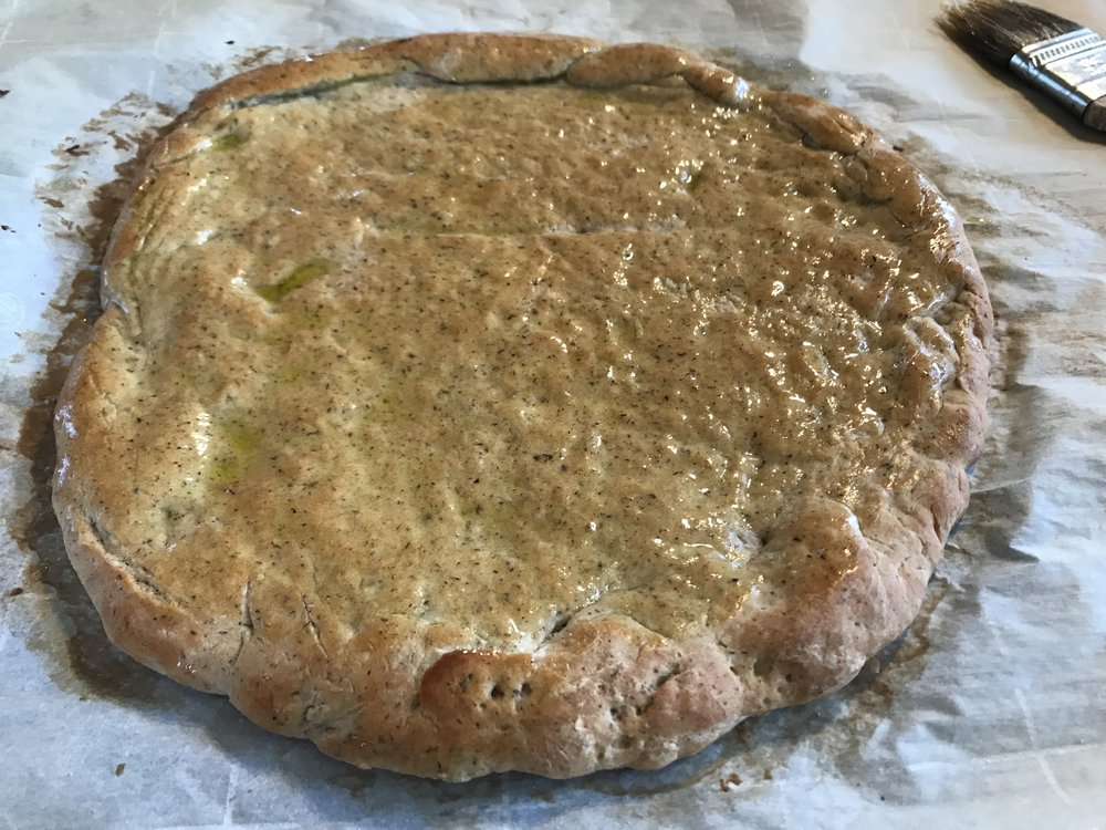 Whole Note GF Pizza Crust