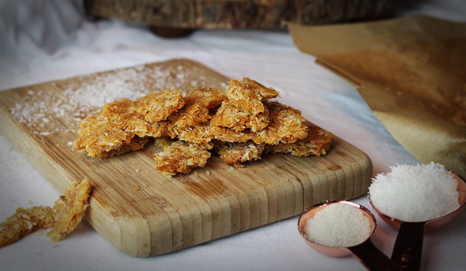 Bakefully Yours Coconut Brittle - Shop On Treatmo App