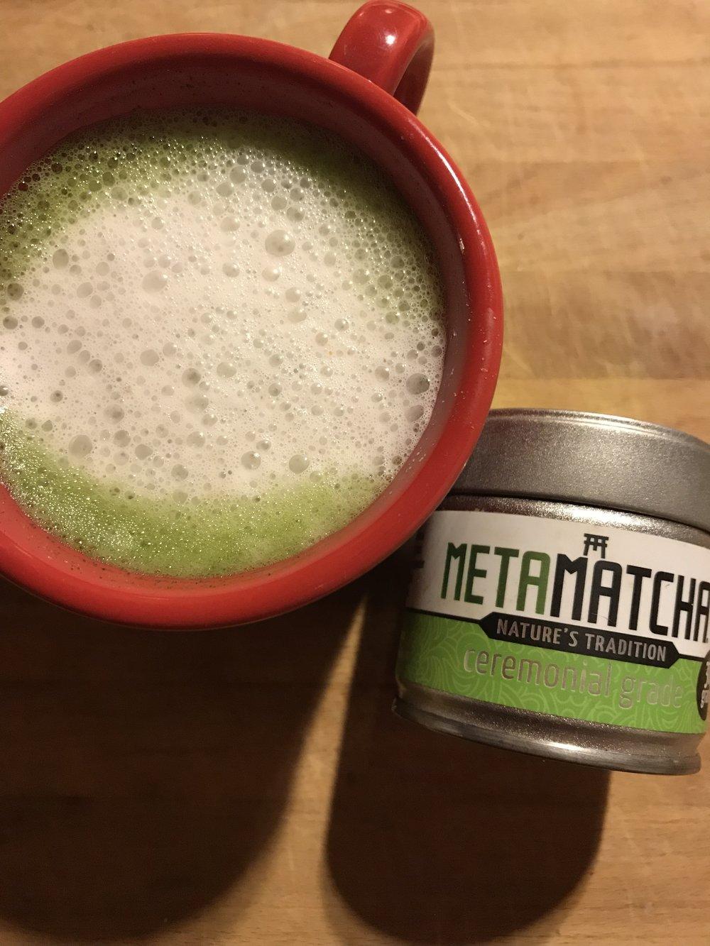 Premium Organic Matcha