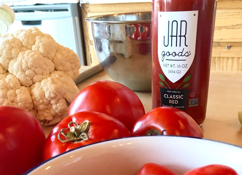 vine ripened tomato sauce vegan