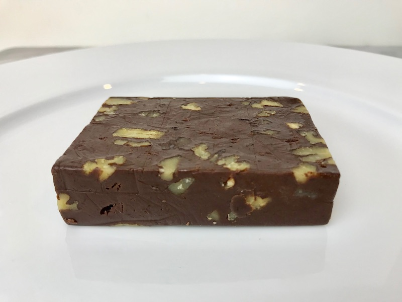 Black Mesa Ranch Dark Chocolate Fudge with Walnuts
