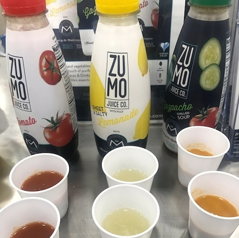 ZUMO Juice Co. Samples
