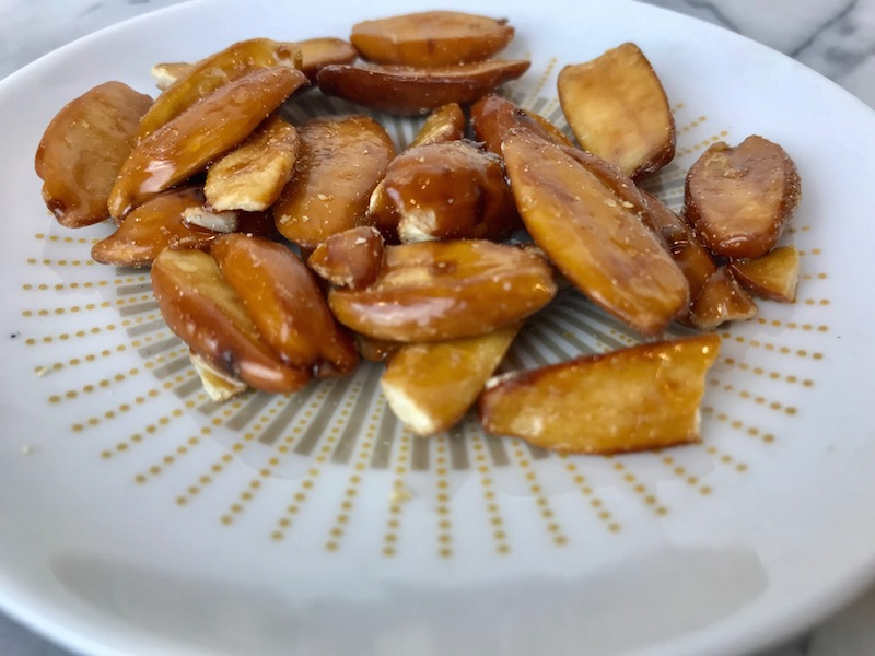 Honey Roasted Pili Nuts by Peele Co.