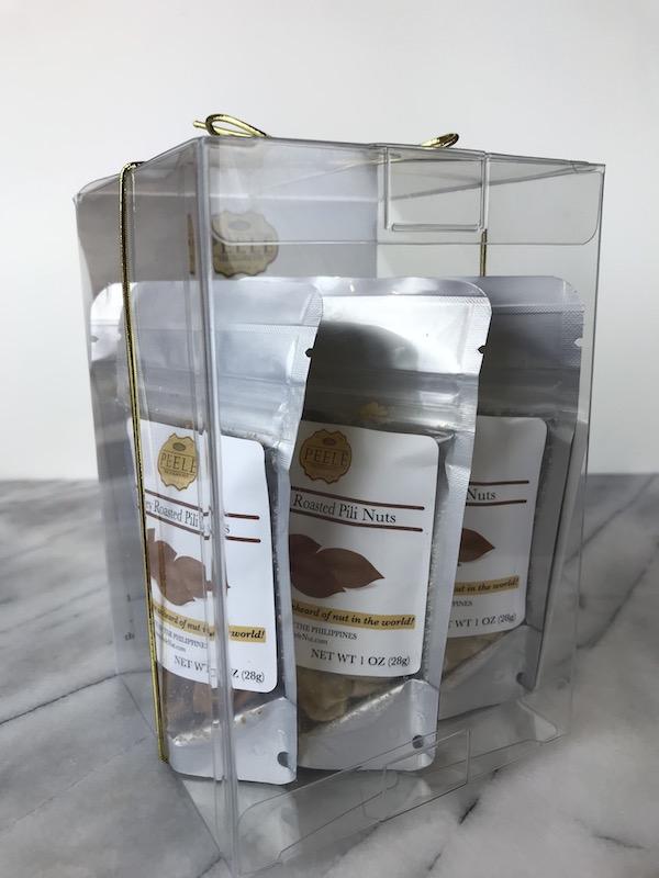 Pili Nut Sample Pack by Peele Co.