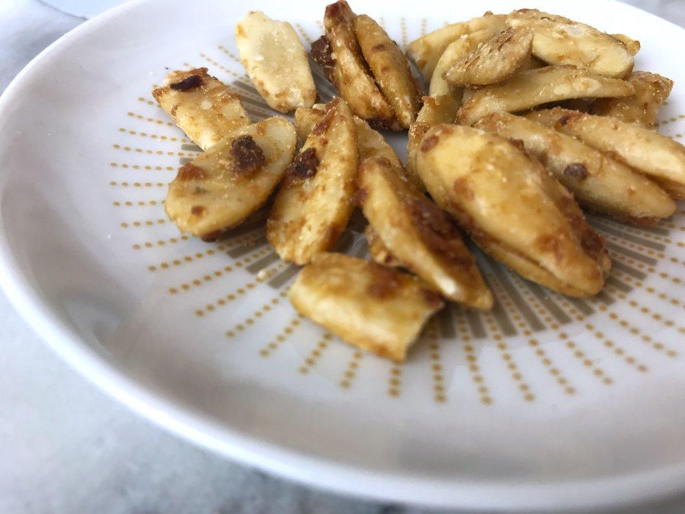 Chili & Garlic Roasted Pili Nut