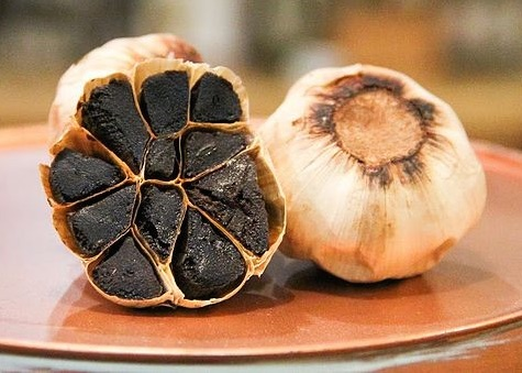 Black Garlic by Texas Black Gold Garlic