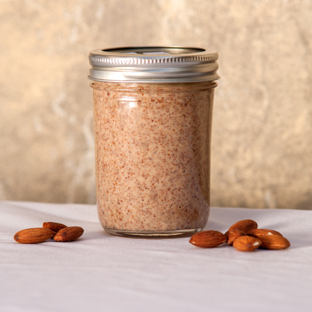 Raw Almond Butter by Fat Uncle Farms