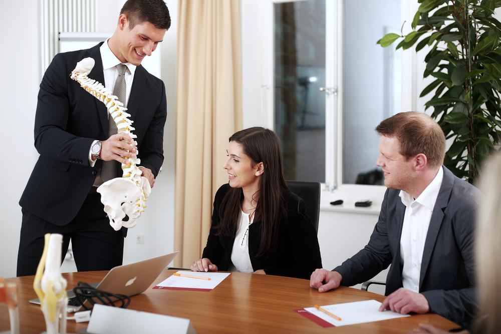 Unternehmensberatung Betriebliches Gesundheitsmanagement